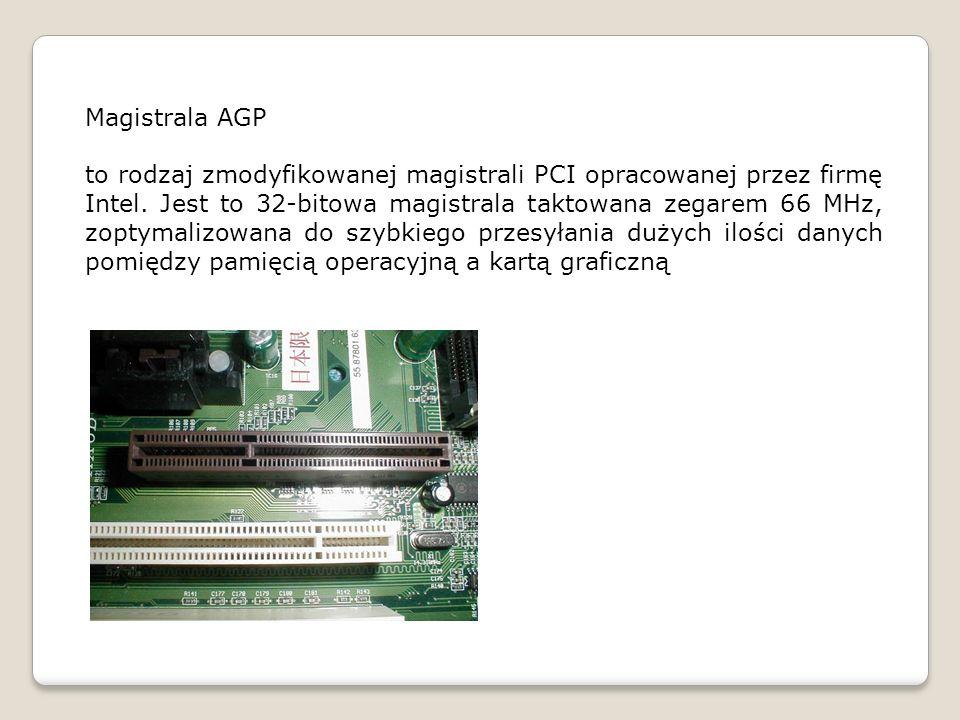 Magistrala AGP