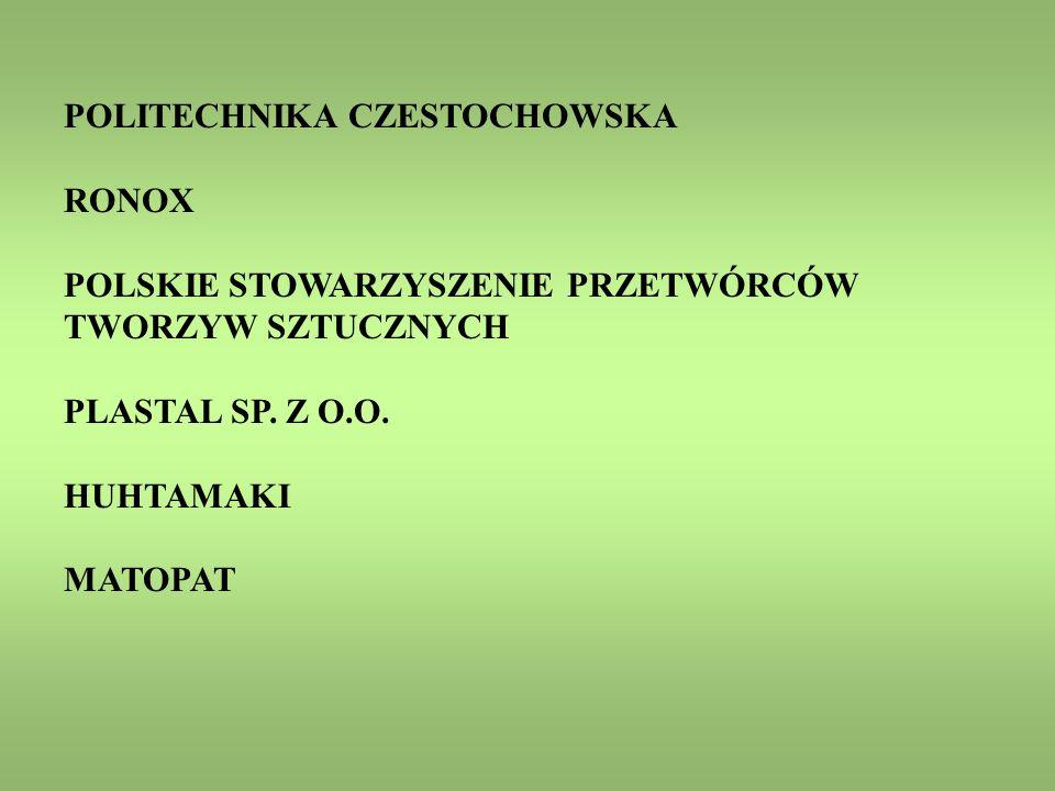 POLITECHNIKA CZESTOCHOWSKA