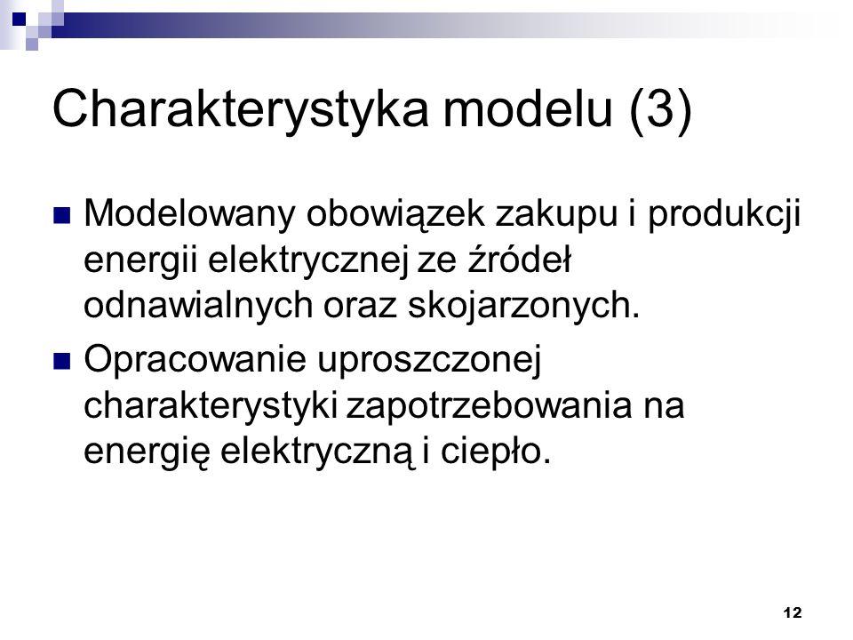 Charakterystyka modelu (3)