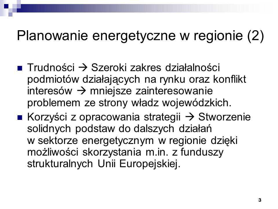 Planowanie energetyczne w regionie (2)