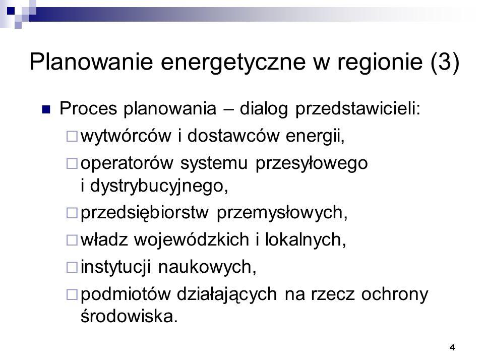 Planowanie energetyczne w regionie (3)