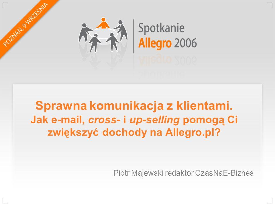 Piotr Majewski redaktor CzasNaE-Biznes