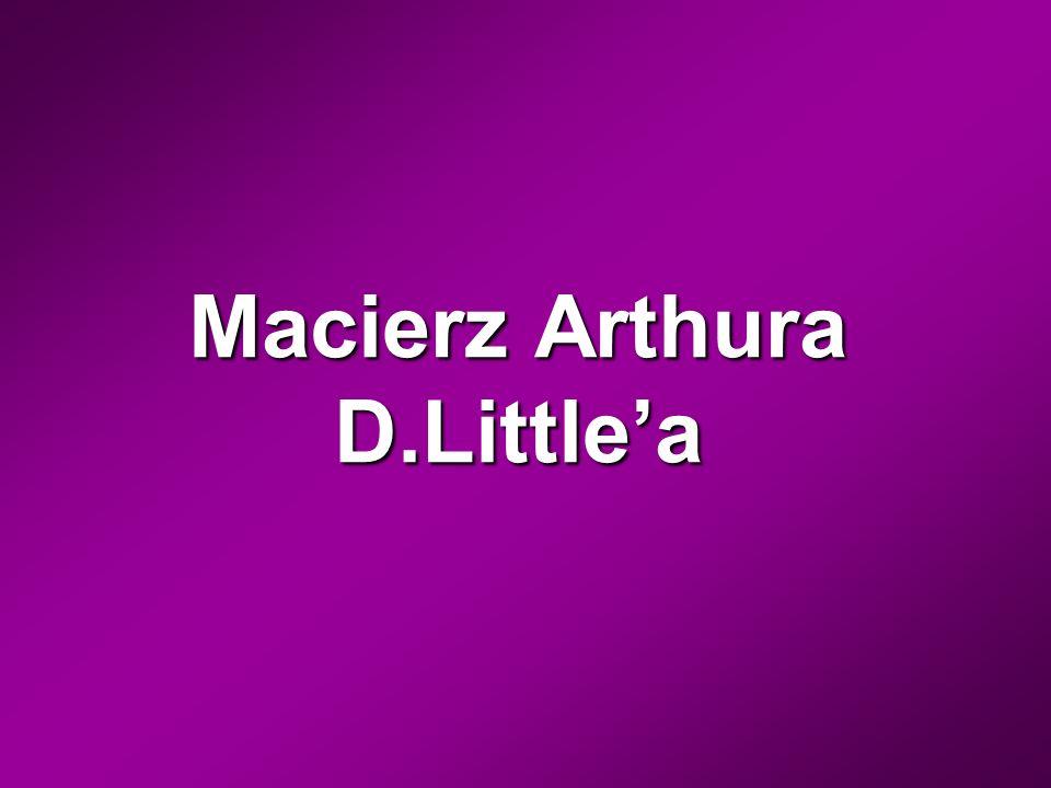 Macierz Arthura D.Little'a