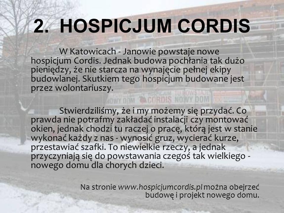 HOSPICJUM CORDIS