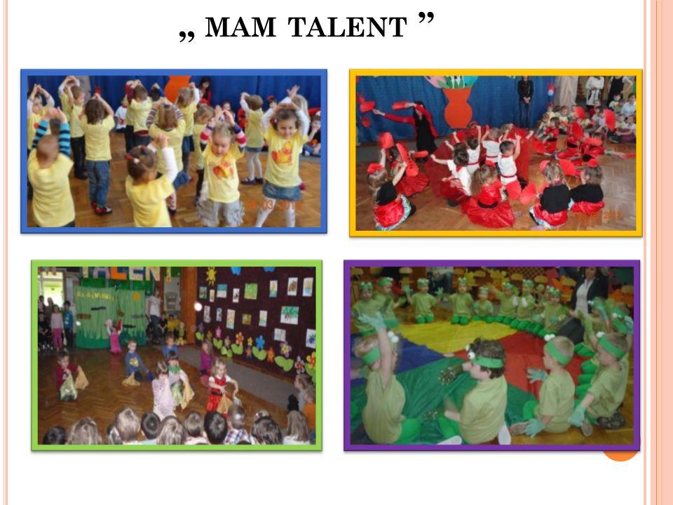 """"""" mam talent"""