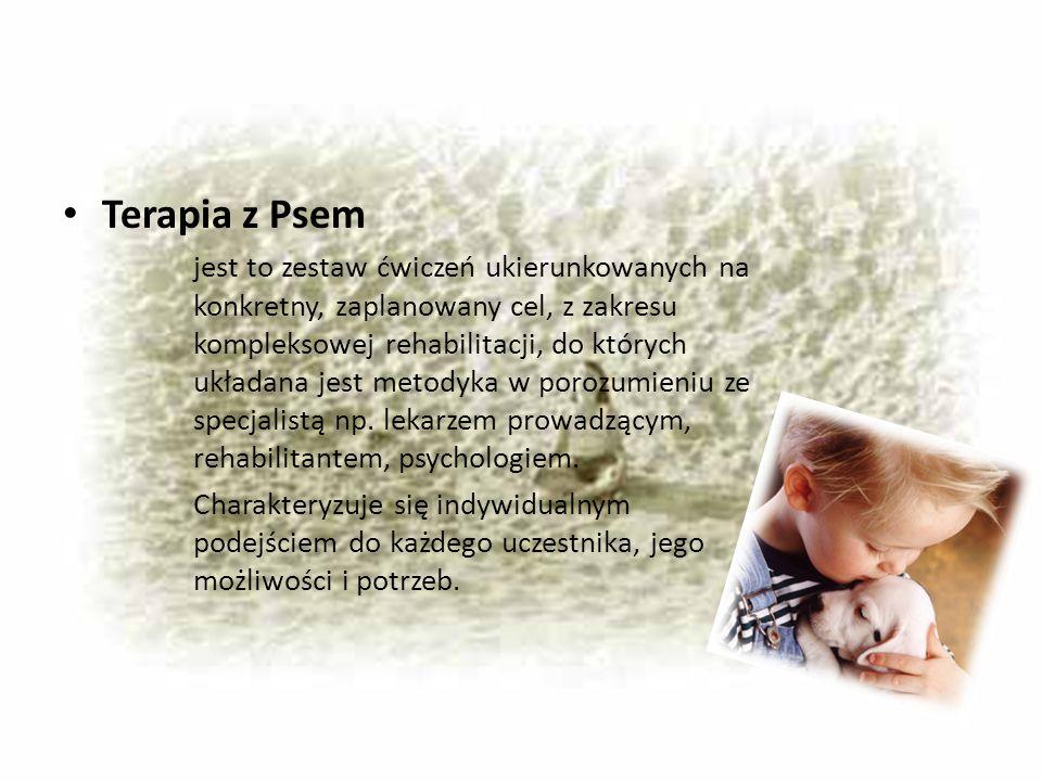 Terapia z Psem