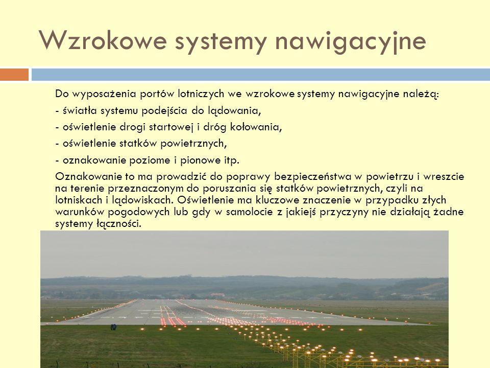 Wzrokowe systemy nawigacyjne