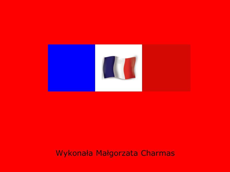 Wykonała Małgorzata Charmas
