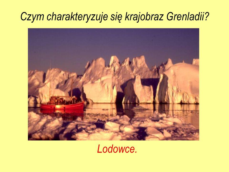 Czym charakteryzuje się krajobraz Grenladii