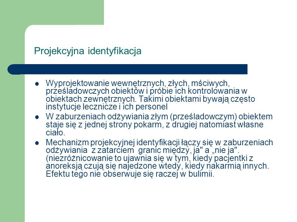 Projekcyjna identyfikacja