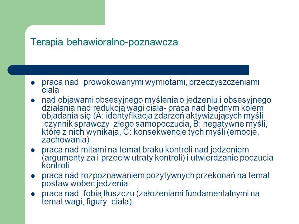 Terapia behawioralno-poznawcza