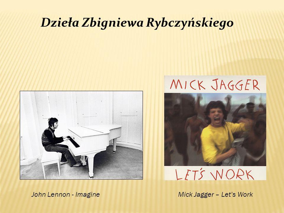 Dzieła Zbigniewa Rybczyńskiego