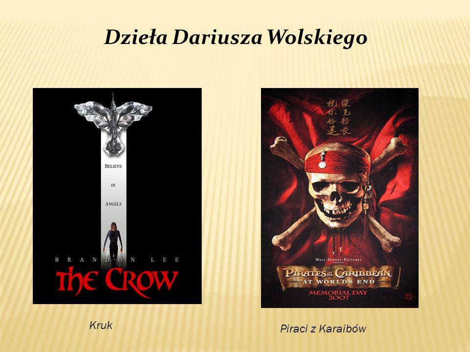 Dzieła Dariusza Wolskiego