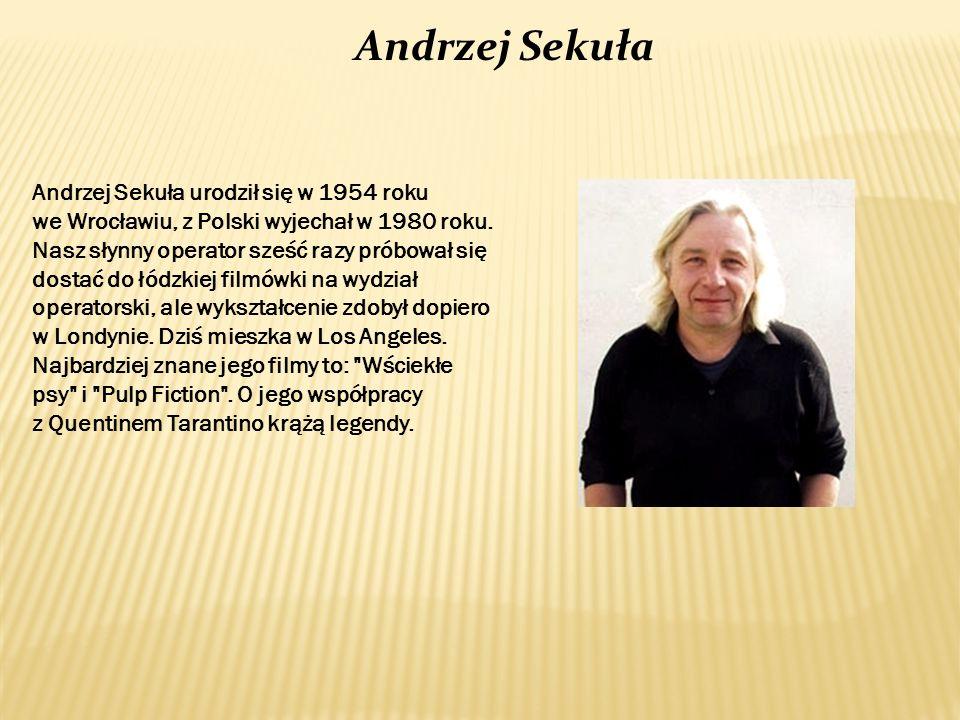 Andrzej Sekuła