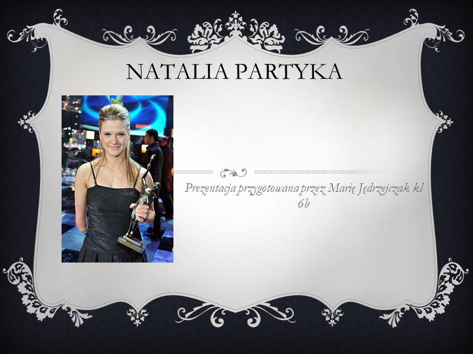 Prezentacja przygotowana przez Marię Jędrzejczak kl 6b
