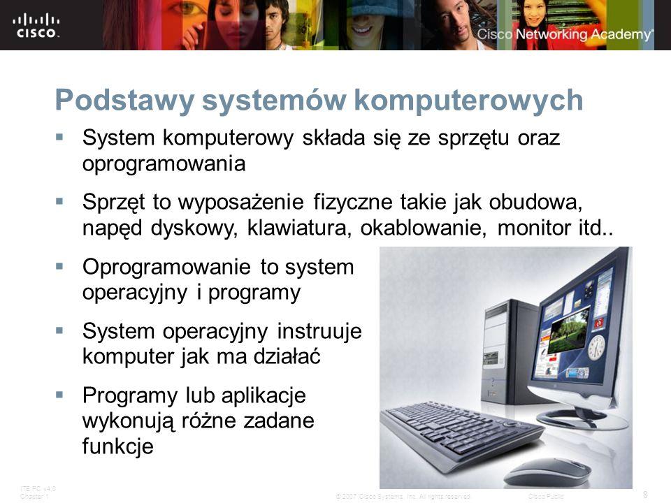 Podstawy systemów komputerowych