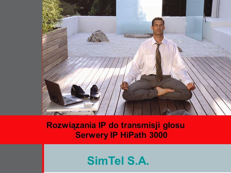 Rozwiązania IP do transmisji głosu