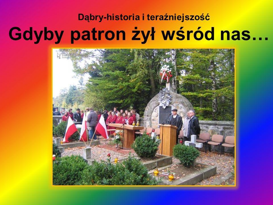 Dąbry-historia i teraźniejszość