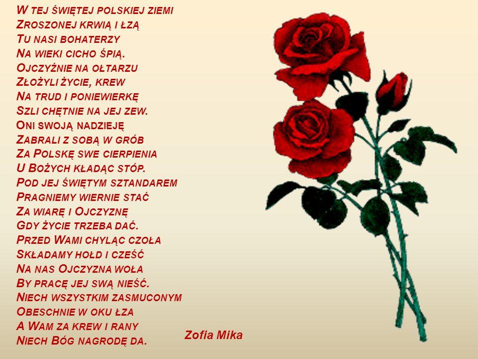 W tej świętej polskiej ziemi