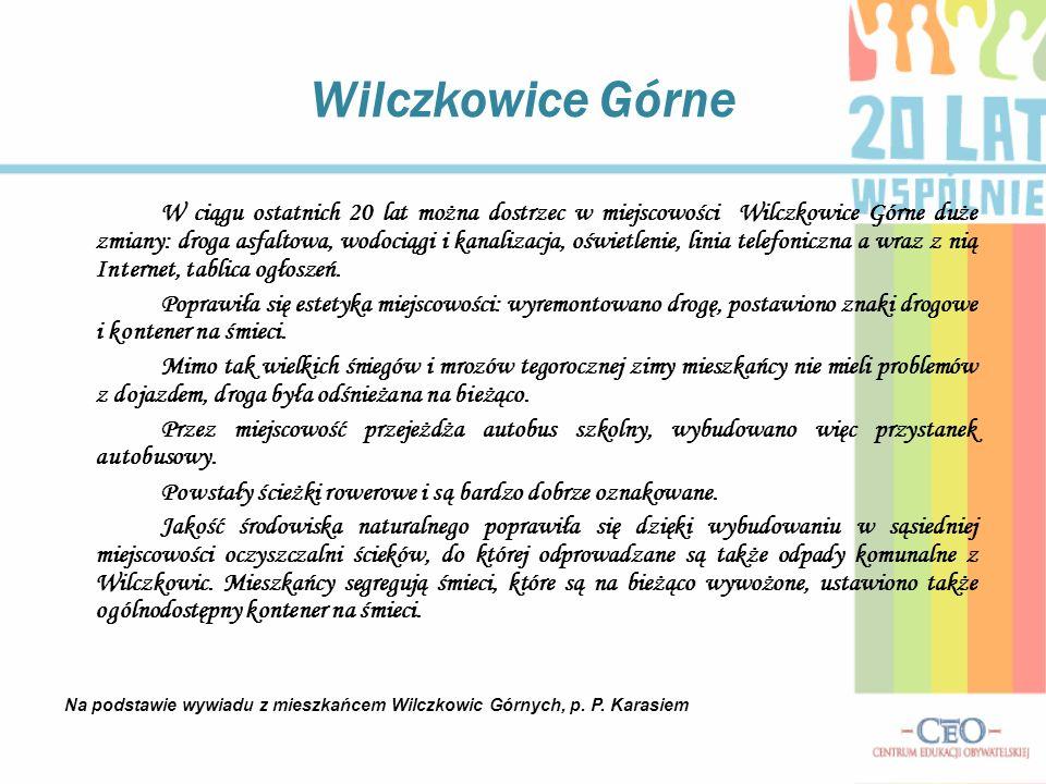 Wilczkowice Górne
