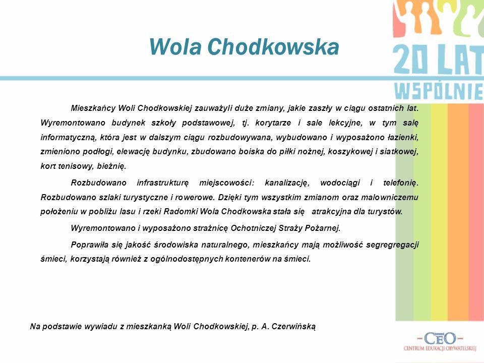 Wola Chodkowska