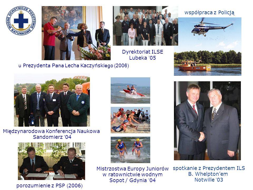 u Prezydenta Pana Lecha Kaczyńskiego (2006)