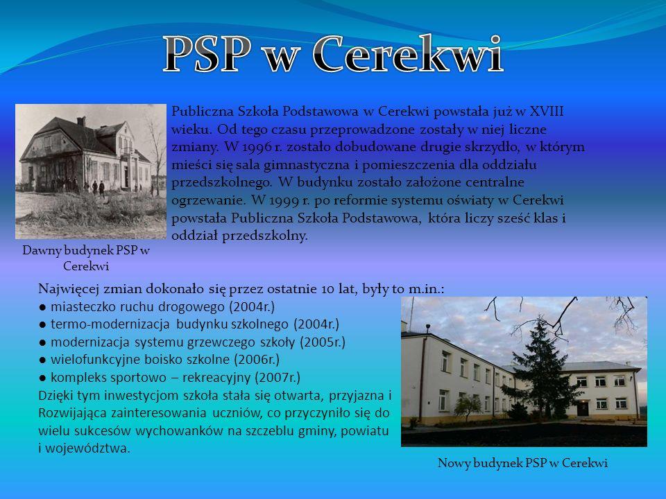 PSP w Cerekwi