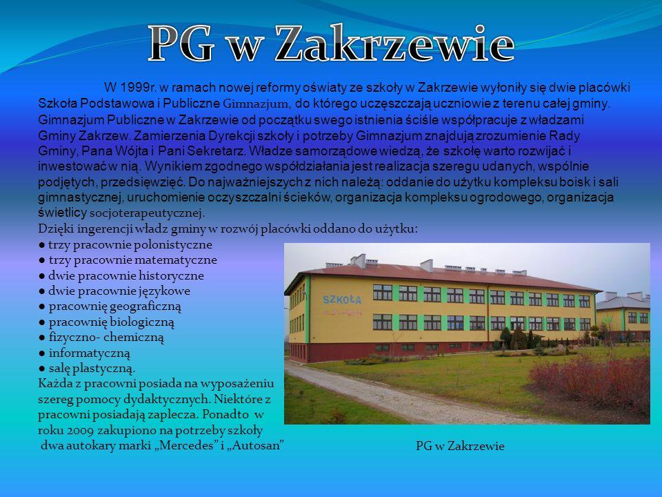 PG w Zakrzewie