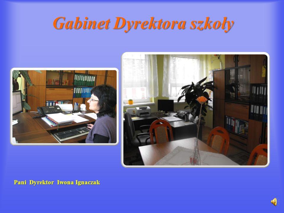 Gabinet Dyrektora szkoły