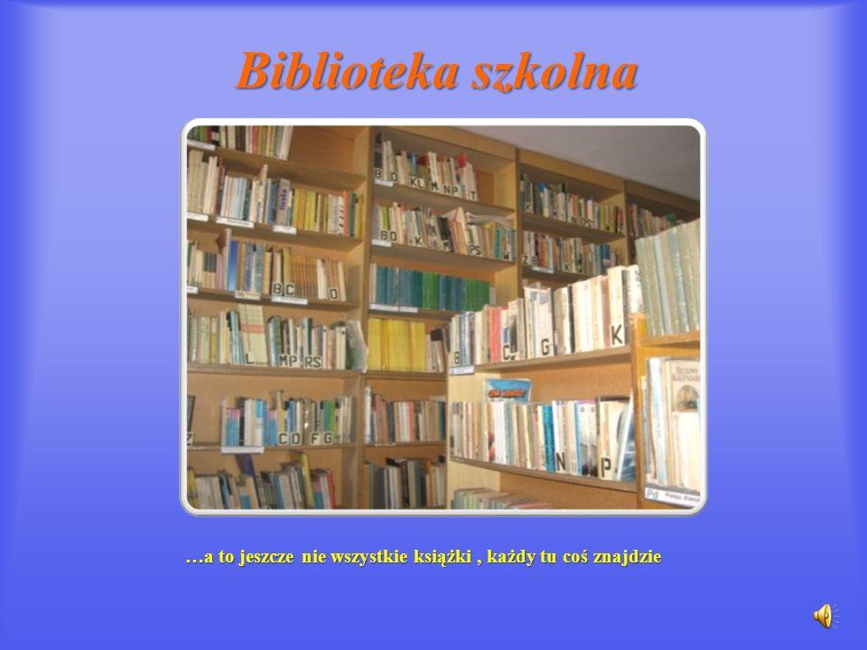 …a to jeszcze nie wszystkie książki , każdy tu coś znajdzie