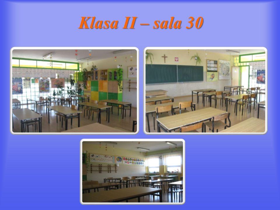 Klasa II – sala 30