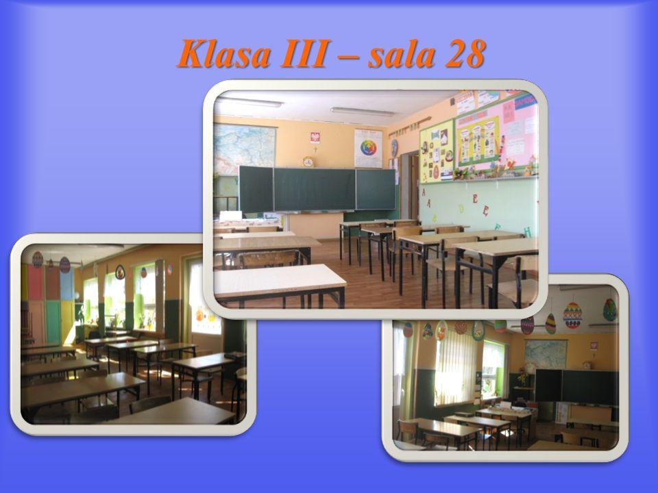 Klasa III – sala 28