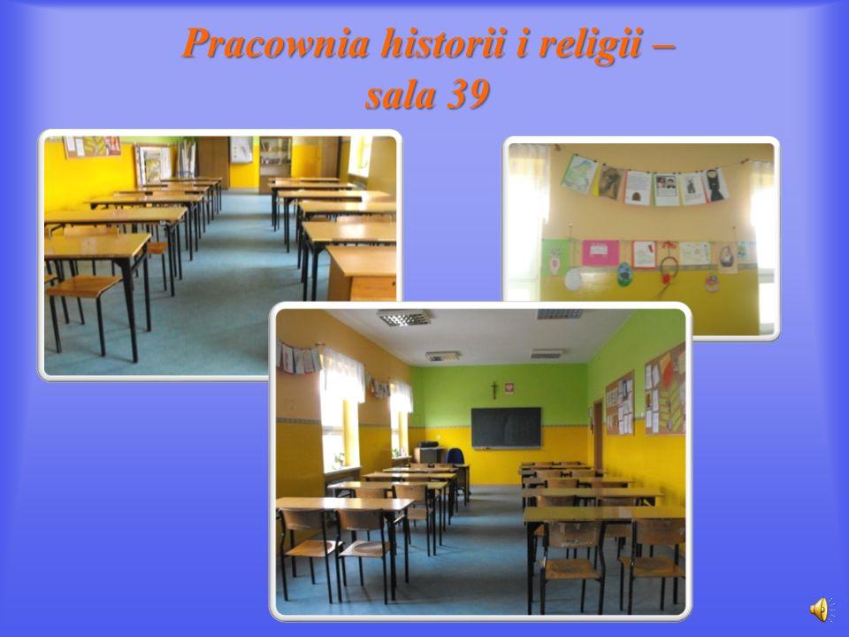 Pracownia historii i religii – sala 39
