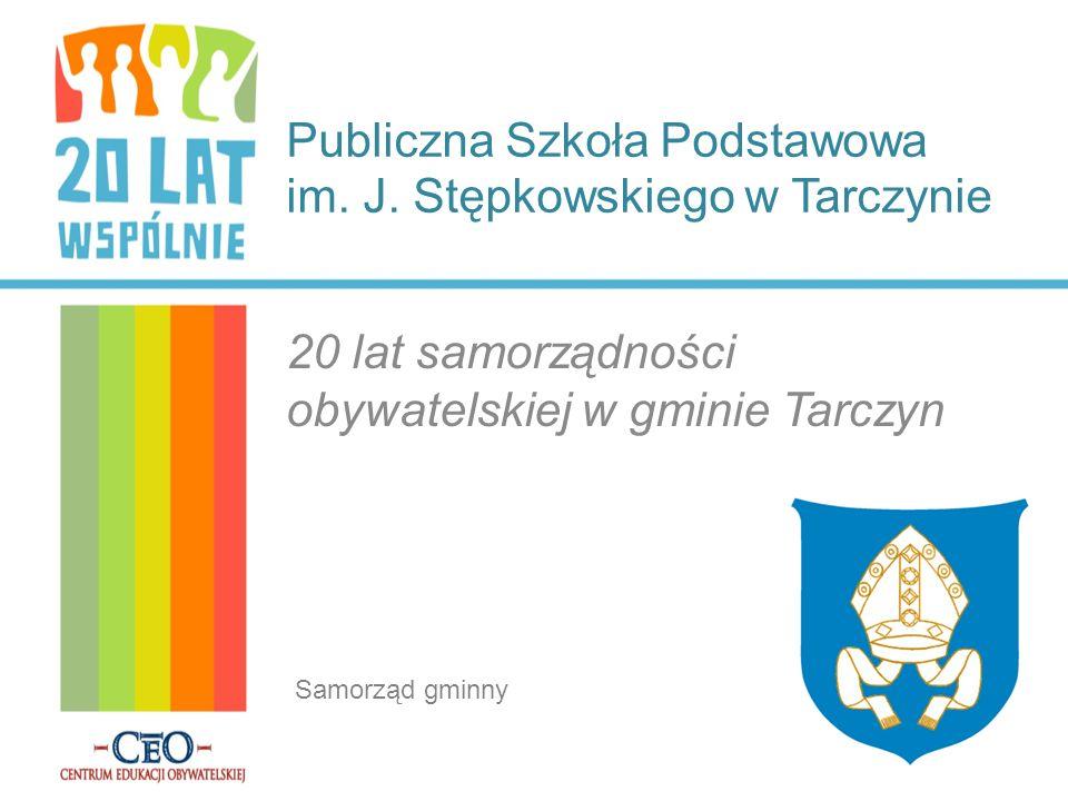 Publiczna Szkoła Podstawowa im. J. Stępkowskiego w Tarczynie