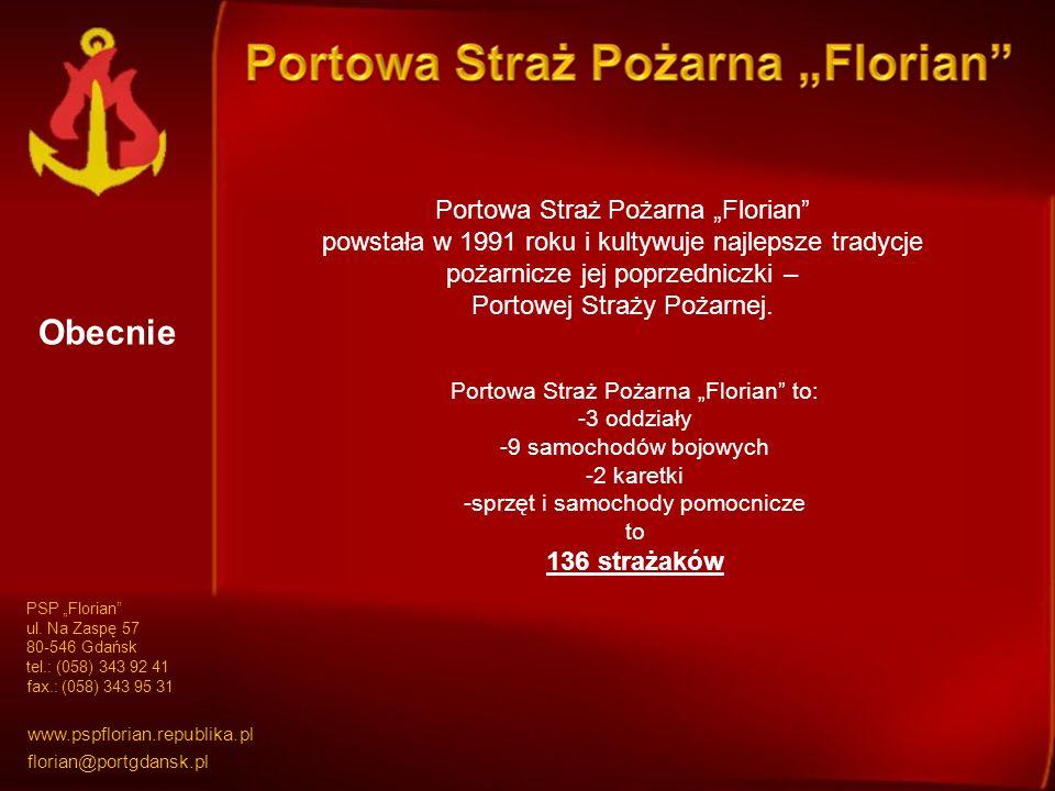 www.pspflorian.republika.pl florian@portgdansk.pl
