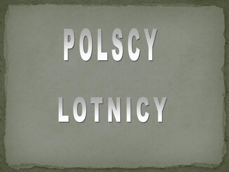 POLSCY LOTNICY