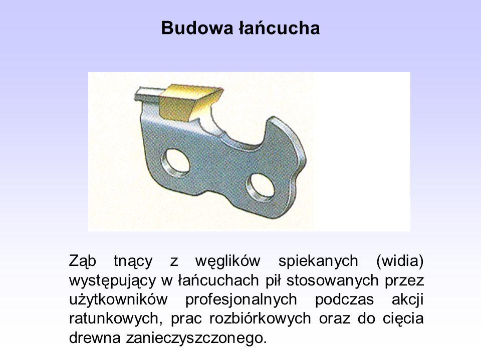 Budowa łańcucha