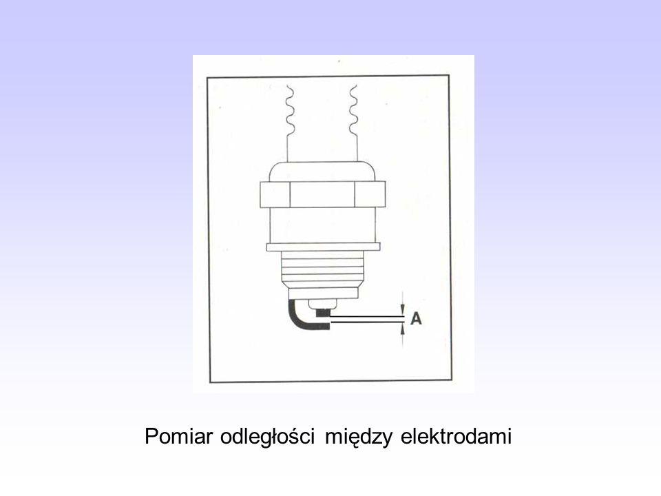 Pomiar odległości między elektrodami