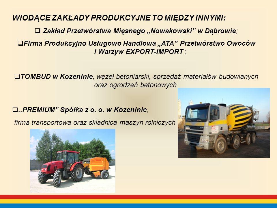 """Zakład Przetwórstwa Mięsnego """"Nowakowski w Dąbrowie;"""
