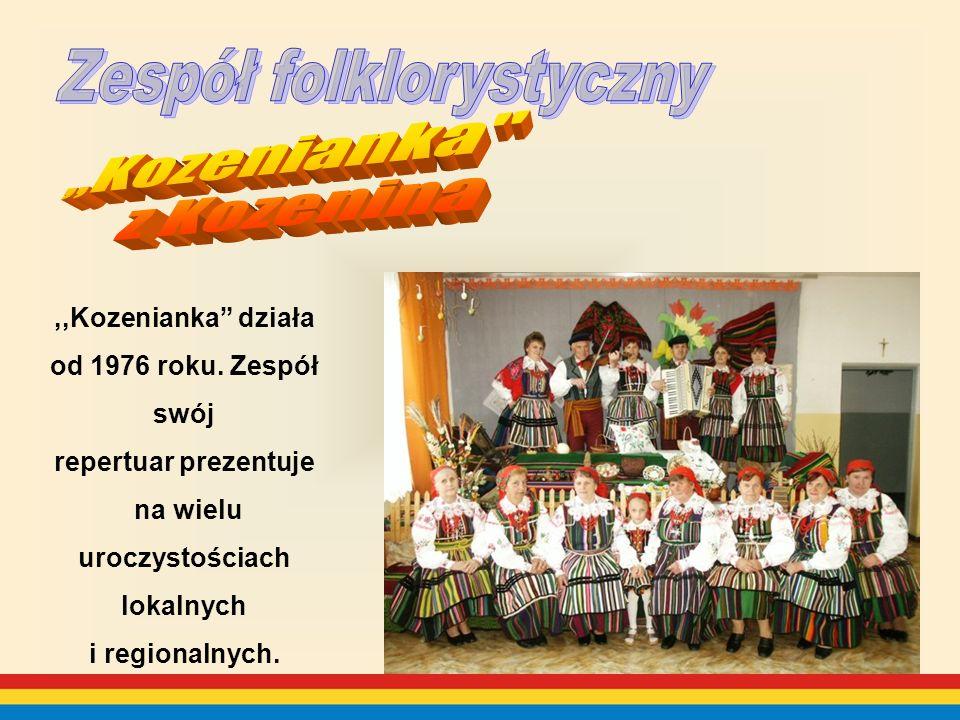 Zespół folklorystyczny