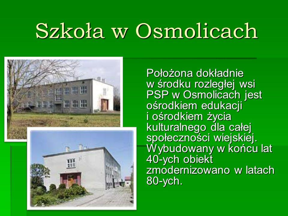 Szkoła w Osmolicach