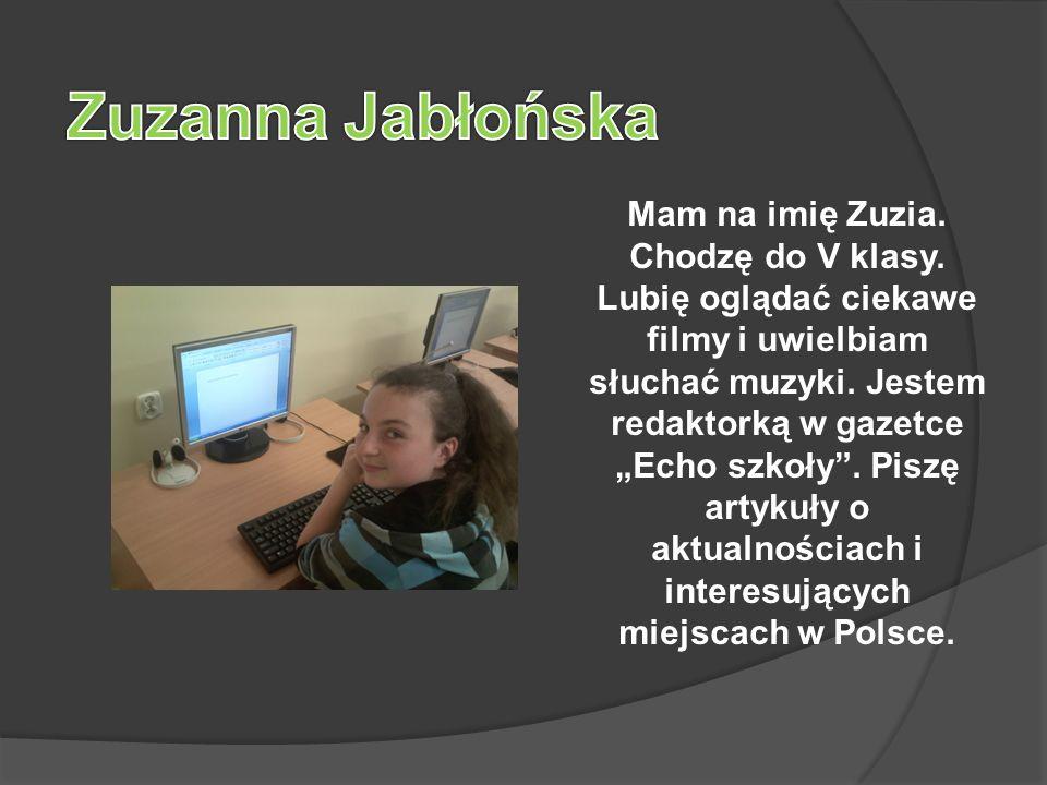Zuzanna Jabłońska