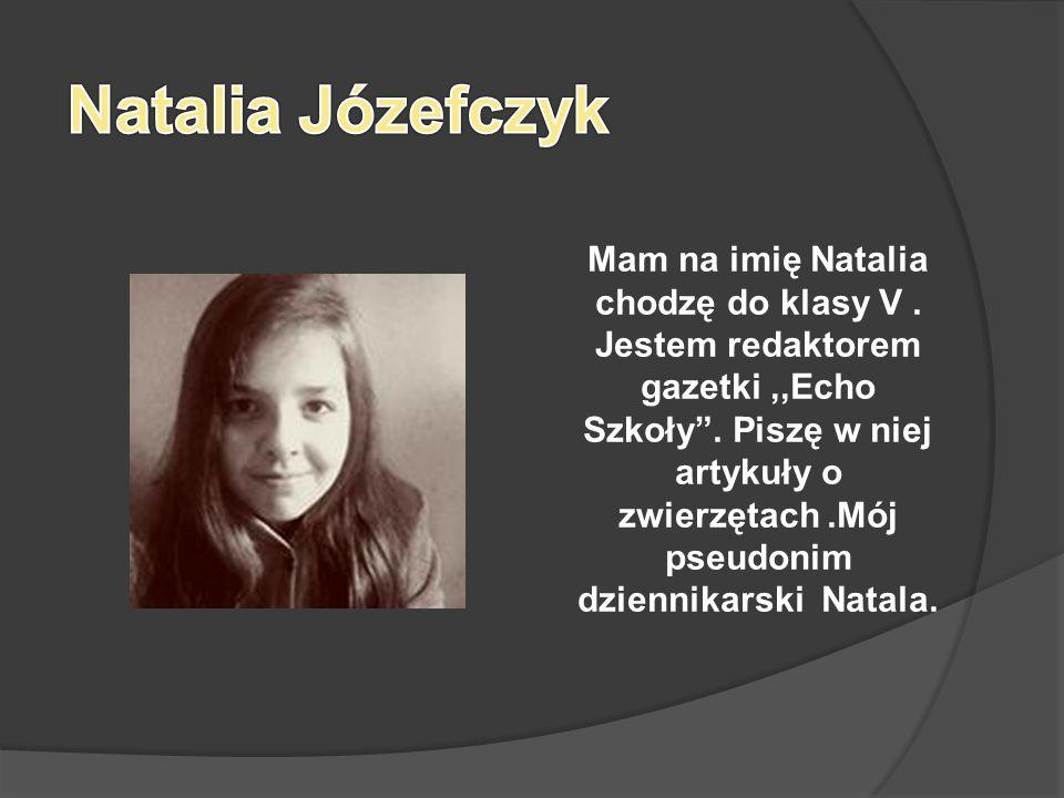 Natalia Józefczyk