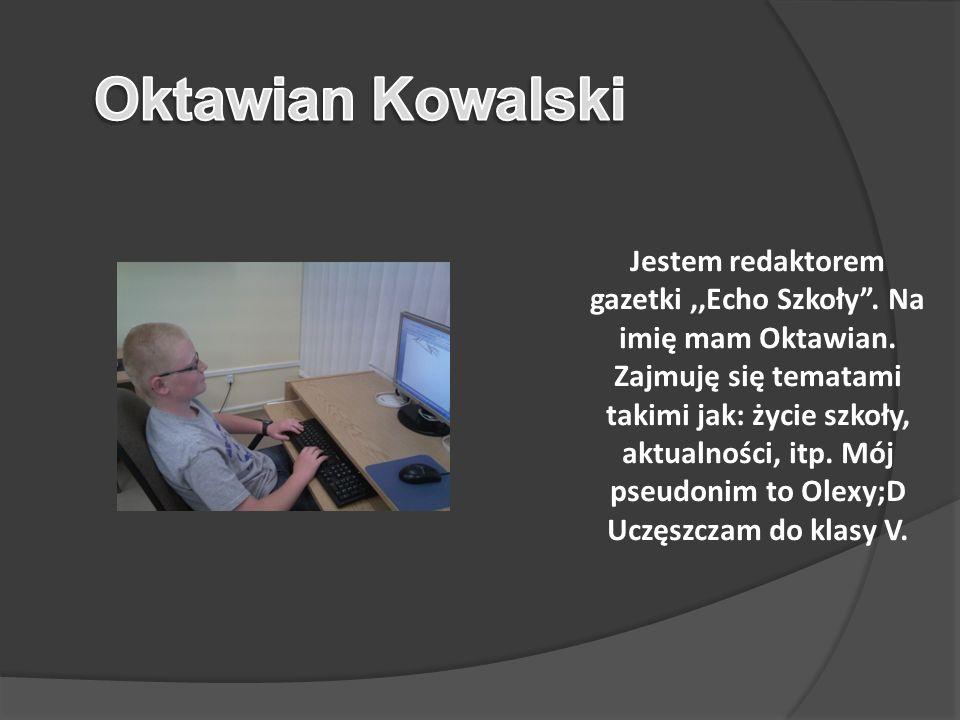 Oktawian Kowalski