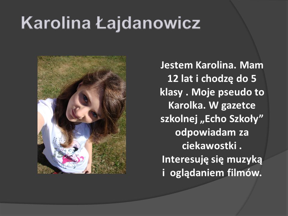 Karolina Łajdanowicz