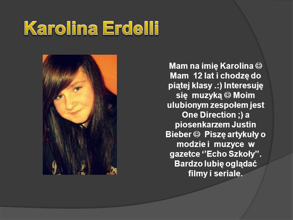 Karolina Erdelli