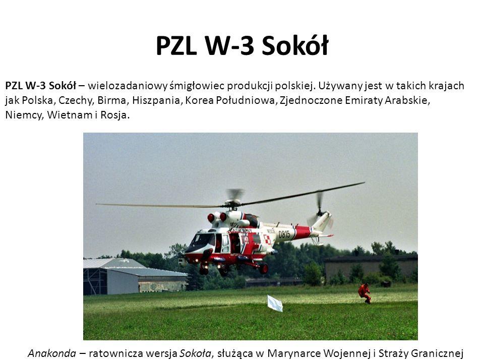 PZL W-3 Sokół