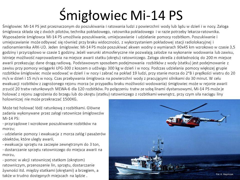 Śmigłowiec Mi-14 PS