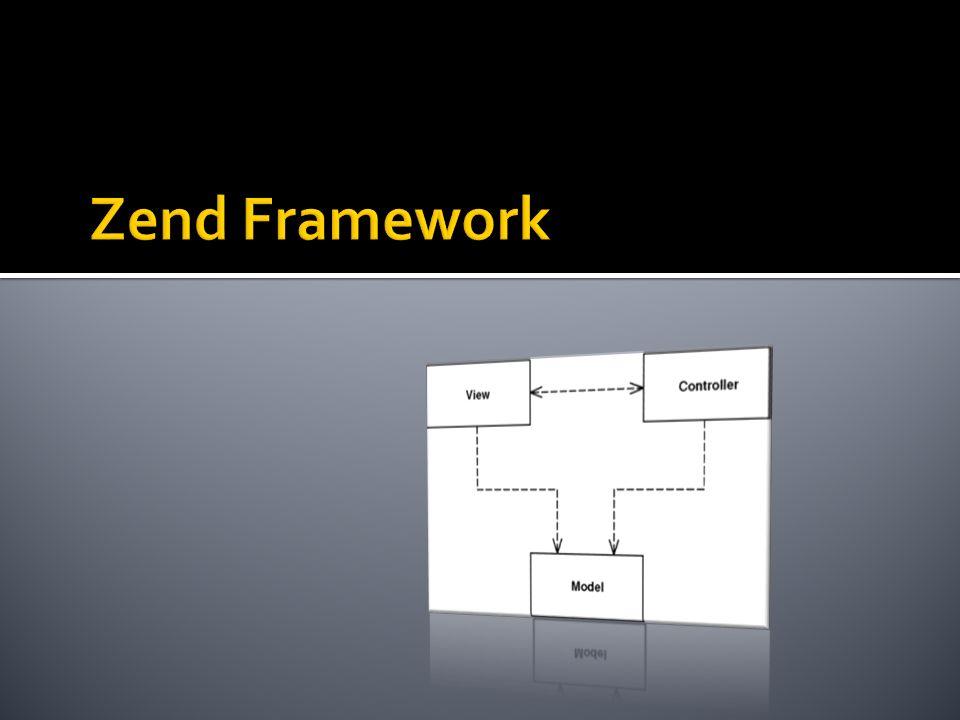 Zend Framework