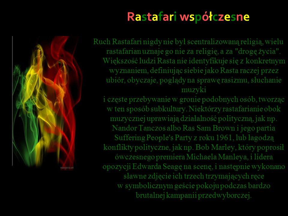 Rastafari współczesne